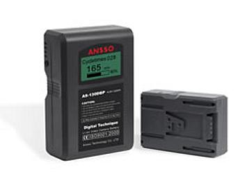 Ansso AS-130DBP Lithium ion Battery 130Wh