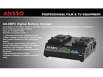 Ansso AS-DBP2 Battery Charger