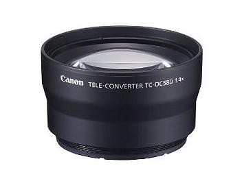 Canon TC-DC58D 58mm 1.4x Tele Converter Lens