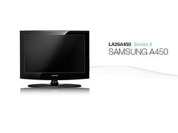 Samsung LA26A450 26-inch LCD TV