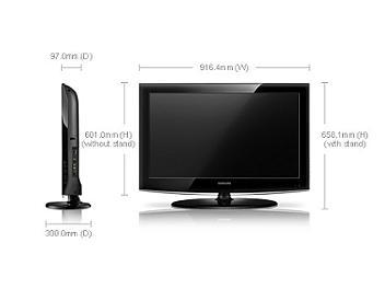 Samsung LA37A450 37-inch LCD TV