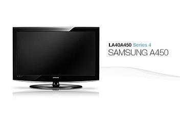 Samsung LA40A450 40-inch LCD TV
