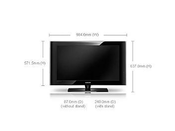 Samsung LA37A550 37-inch LCD TV