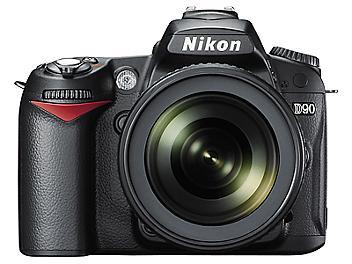 Nikon D90 DSLR Camera Kit with Nikon 18-200mm Lens