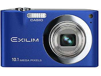 Casio Exilim EX-Z100 Digital Camera - Blue