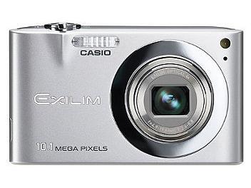 Casio Exilim EX-Z100 Digital Camera - Silver