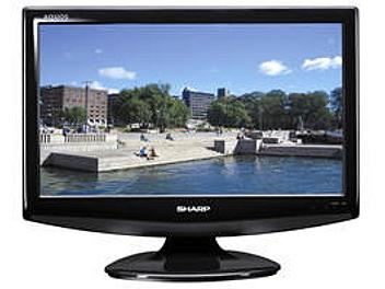 Sharp LC-19A35 Aquos 19-inch LCD TV - Black