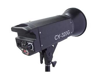 K&H CY-320G Studio Flash