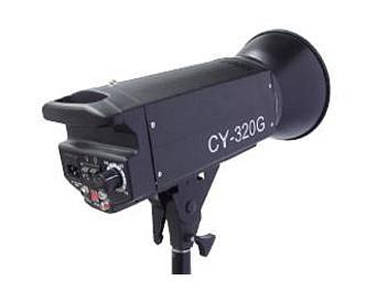 K&H CY-600G Studio Flash