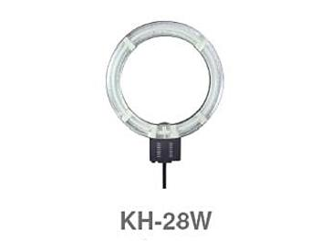K&H KH-28W Round Type Fluorscent Light