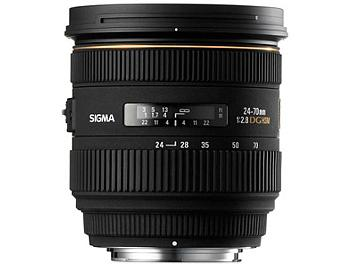 Sigma 24-70mm F2.8 IF EX DG HSM Lens - Canon Mount