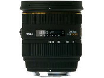 Sigma 24-70mm F2.8 IF EX DG HSM Lens - Nikon Mount