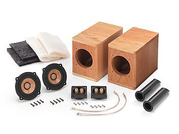 JVC SX-WD1KT Wood Cone Speaker Kit