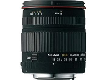 Sigma 18-200mm F3.5-6.3 DC Lens - Sony Mount