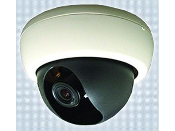 X-Core XD624 1/3-inch Sharp HR CCD Color Built-in Vari-Focal Lens Dome Camera PAL