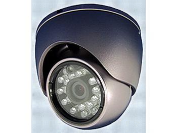 X-Core XD6B9R 1/3-inch Sharp HR CCD Color IR Dome Camera NTSC