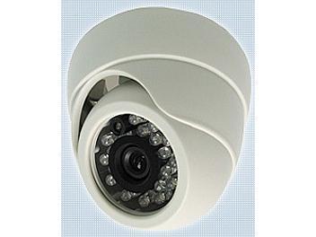 X-Core XD6BTR 1/3-inch Sharp HR CCD Color IR Dome Camera NTSC