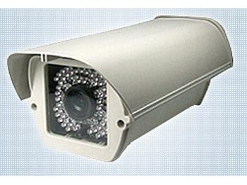 X-Core IR2-2C1V 1/3-inch Sony CCD Color Weatherproof IR Camera Built-in Vari-Focal Lens NTSC