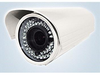 X-Core XN2H6 2.5X 1/3-inch Sony Ultra HR CCD Color Weatherproof V.F. IR Camera PAL