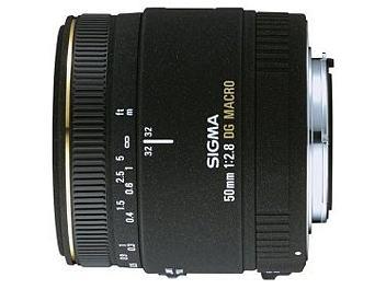 Sigma 50mm F2.8 EX DG Macro Lens - Sony Mount