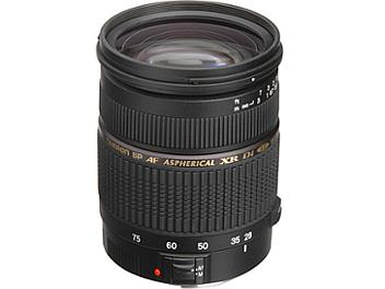 Tamron 28-75mm F2.8 SP AF XR Di Aspherical Lens with Built-In Motor - Canon Mount