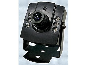 X-Core XS617R 1/3-inch Sharp CCD Color Mini Case IR Camera PAL