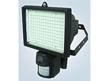 X-Core XPL2CW1 3-in-1 Hidden Type Color CCD Camera LED Floodlight with Motion Sensor NTSC