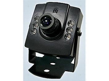 X-Core XS517R 1/3-inch Sharp CCD B/W Mini Case IR Camera EIA