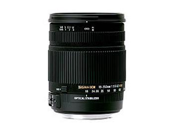 Sigma 18-250mm F3.5-6.3 DC OS HSM Lens - Nikon Mount