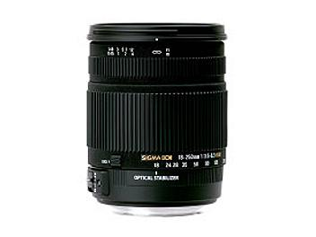 Sigma 18-250mm F3.5-6.3 DC OS HSM Lens - Pentax Mount