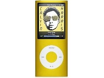 Apple iPod nano 16GB 4th Generation - Yellow