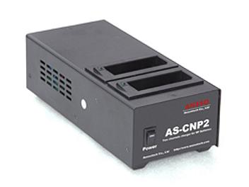 Ansso AS-CNP2 2-channel Battery Charger