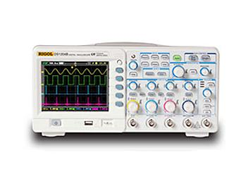 Rigol DS1064B Digital Oscilloscope 60MHz