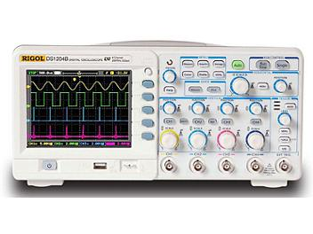 Rigol DS1204B Digital Oscilloscope 200MHz