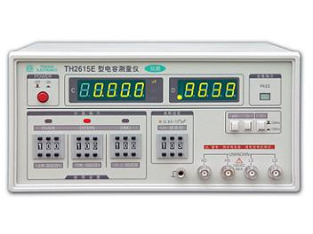Tonghui TH2615E Capacitance Meter