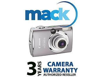 Mack 1012 3 Year Digital Still International Warranty (under USD500)