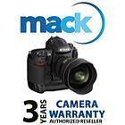Mack 1029 3 Year Digital Still Professional International Warranty (under USD8500)