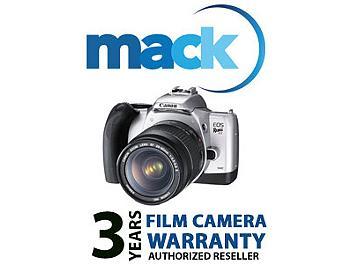 Mack 1003 3 Year Professional Film Camera International Warranty (under USD3000)