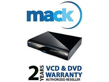 Mack 1024 2 Year DVD International Warranty (under USD1000)