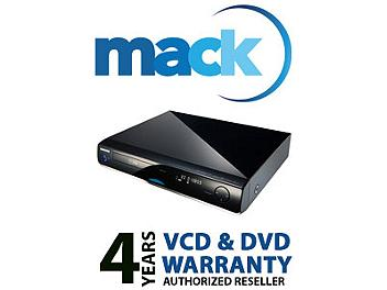 Mack 1043 4 Year DVD International Warranty (under USD2500)