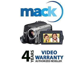 Mack 1040 4 Year Video Tape/Digital Camera International Warranty (under USD1200)
