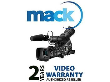 Mack 1087 2 Year Pro Video International Warranty (under USD15000)