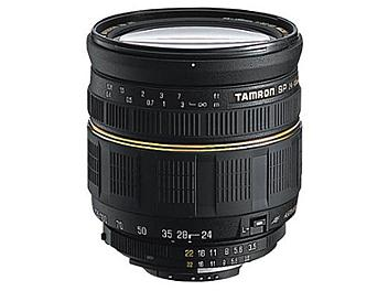 Tamron 24-135mm F3.5-5.6 SP AF AD Aspherical IF Lens - Canon Mount