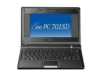 Asus EEE PC 701SD-08LX Netbook - Galaxy Black