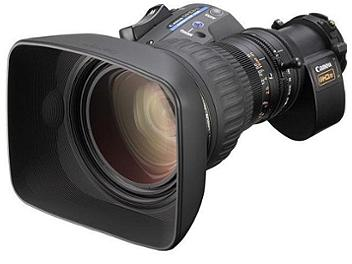 Canon HJ22ex7.6B IRSE Broadcast Lens