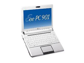 Asus EEE PC 901-20LX Netbook - Pearl White