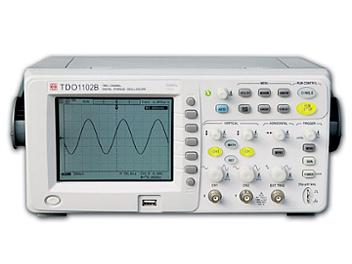 Tonghui TDO1102B Digital Storage Oscilloscope 100MHz