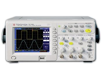 Tonghui TDO2102A Digital Storage Oscilloscope 100MHz