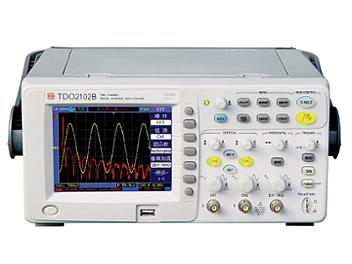 Tonghui TDO2102B Digital Storage Oscilloscope 100MHz