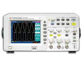 Tonghui TDO2202B Digital Storage Oscilloscope 200MHz